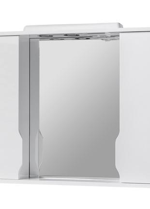 Зеркало в ванную Висла 85см (с подсветкой)