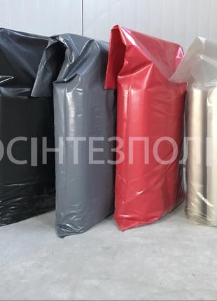 Мешки полиэтилен 500*1000 мм, 100 микрон, ЧЕРНЫЕ