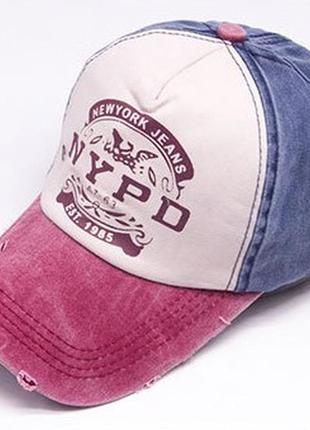 Бейсболка newyork jeans 13213