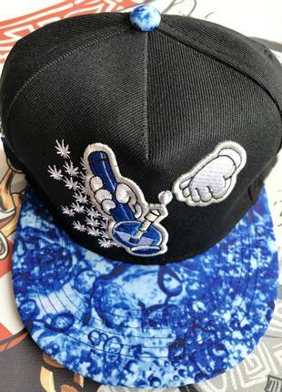 Кепка бейсболка snapback 420 cayler sons хип хоп стиль нба