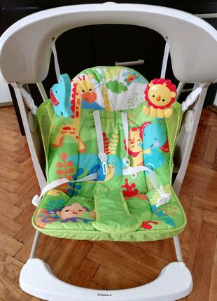 Переносне крісло-гойдалка