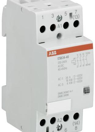 Модульний контактор ESB24-31-400AC/DC