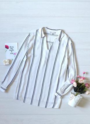 Чудова блуза в полоску f&f
