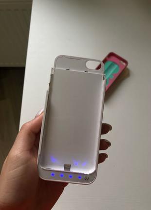 Чехол-аккумулятор для айфона 5s 5 SE