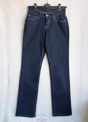 Темно синие джинсы seppala