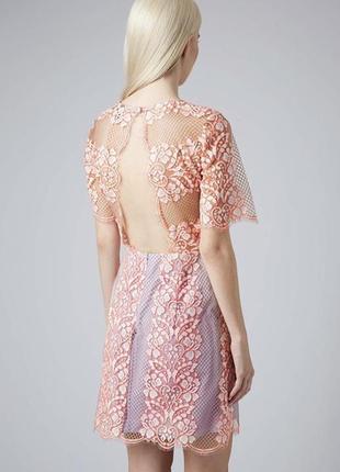 Красивое платье topshop