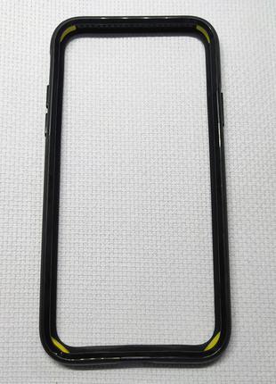 TPU бампер для Apple iPhone X. Чехол для айфон.