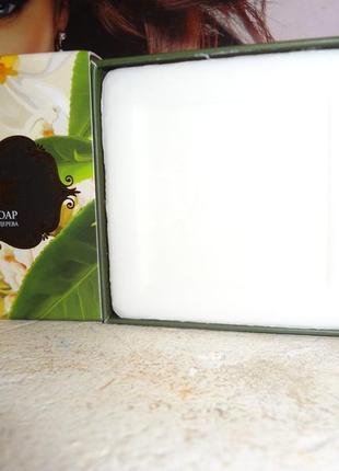 Натуральное мыло с маслом чайного дерева от высыпок, прищей ту...