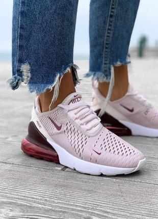 Nike air max 97 шикарные женские кроссовки в розовом цвете (ве...