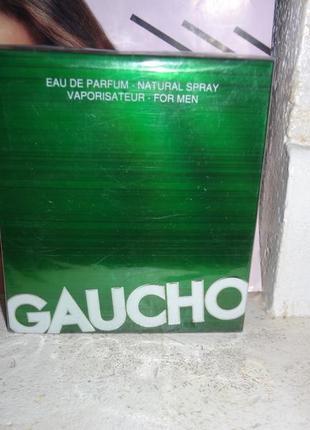 Мужская парфюмированная вода gaucho гаучо фармаси, farmasi
