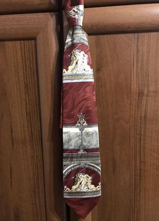 Мужской галстук в стиле ренессанс (Italy)