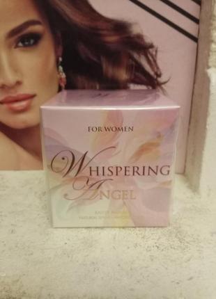 Парфюмированная вода для женщин whispering angel, 40мл