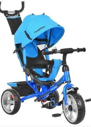 Велосипед детский трёхколесный