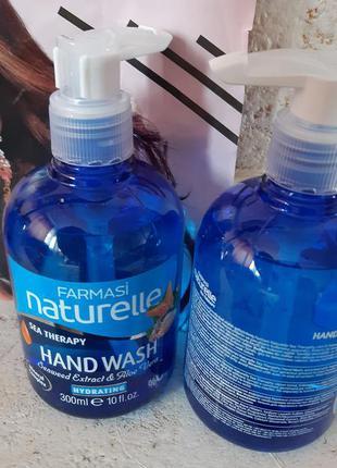 Жидкое мыло для рук морской фармаси турция