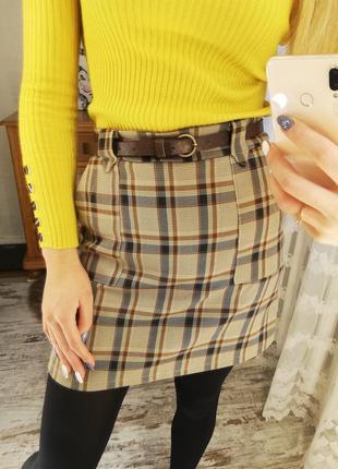 Юбка, юбка мини, летняя юбка, стильная юбка