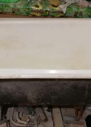 Ванна чугунная СССР в хорошем состоянии Коммунал рынок самовынос
