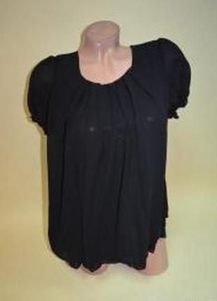 Блуза, футболка нарядная новая miss right m-ка