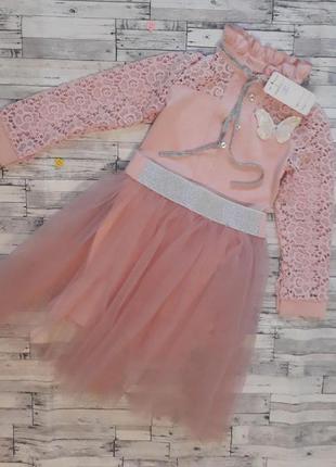 Платья - двойка для девочки