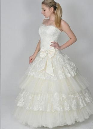 Свадебное платье нинель