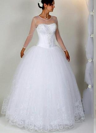 Саадебное платье элианна