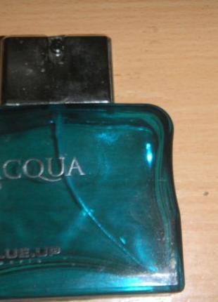Мужская парфюмированная вода Blue Up Acqua Men почти половина