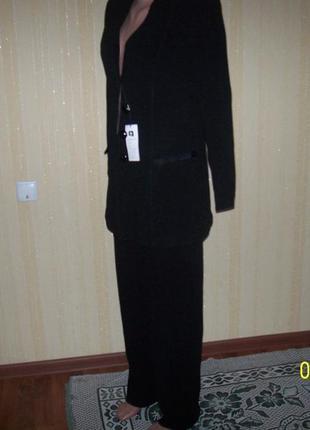 Брючный деловой евро костюм