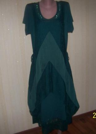 Платье chocolate(турция)52-54 размер