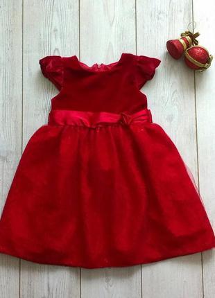Сказочное нарядное платье adams baby, юбка фатин с паетками в ...