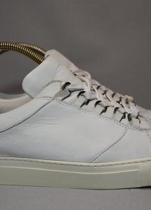 Туфли кроссовки navyboot мужские кожаные. швейцария. оригинал....