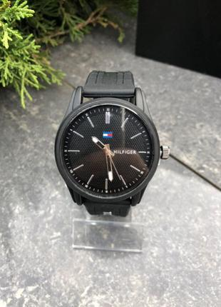 Часы Tommy hilfiger Black