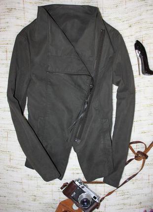 Пиджак куртка косуха. пиджак
