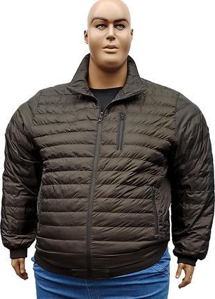 DEKONS мужская демисезонная куртка большого размера