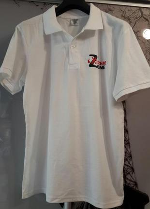Мужская футболка поло  размер xl