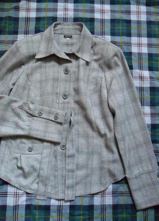 Женская рубашка размер 48