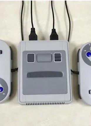 Приставка игровая Super Mini SFC 621 игр Dendy c MicroSd HDMI