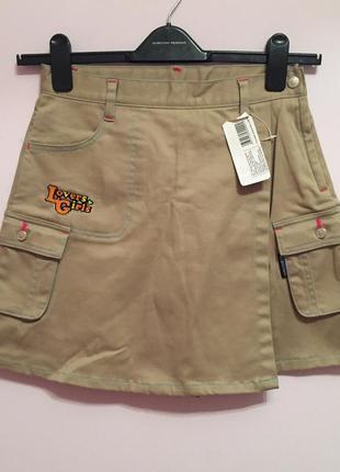 Подростковые юбка-шорты