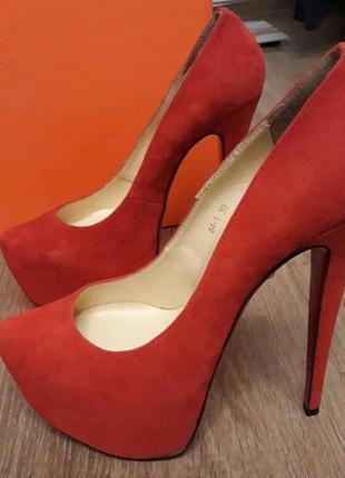 Туфли высокий каблук,туфли гоу-гоу пол денс