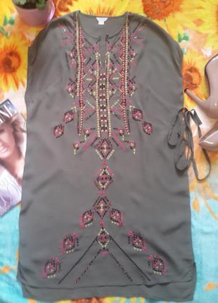 Стильное платье-туника monsoon