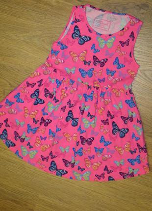 Платье на 5-6 лет young dimension