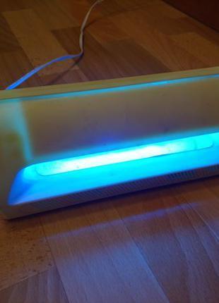 УФ лампа для маникюра 10 ватт