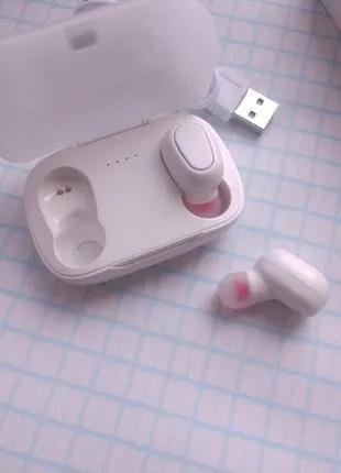 Навушники Xiaomi Redmi AirDots White Оригінал TWS L-21