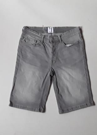 Джинсовые шорты  слим