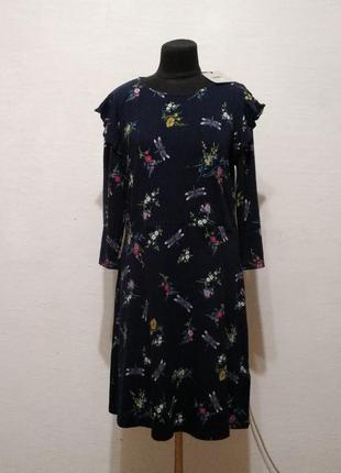 """Стильное модное платье """" стрекоза """" большого размера"""