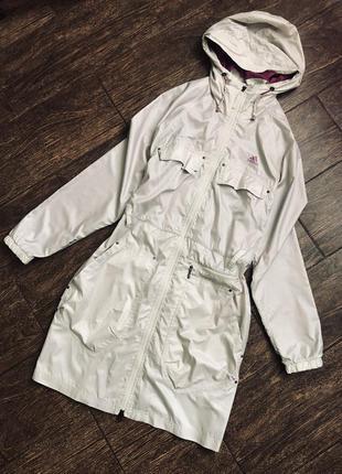 Потрясающе красивая куртка (пальто) ветровка большого размера ...