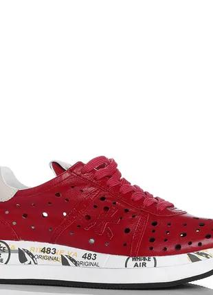 ;енские брендовые кроссовочки PREMIATA