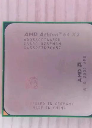 Процессор AMD athlon 64 x2 6000+ (2x3.0Ghz)