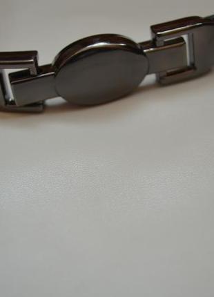 Пояс ремень регулирующийся черный под пальто для верхней одежды