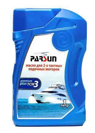 Масло для двухтактных лодочных моторов Parsun TCW3 Premium 1L