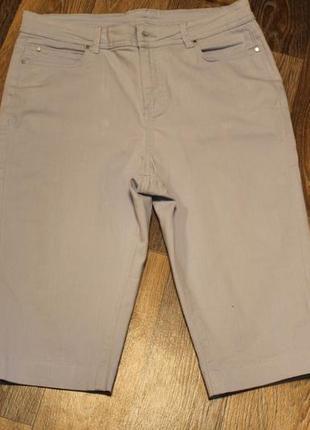 Голубые джинсовые шорты в идеальном состоянии l