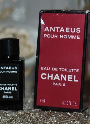 Миниатюра Chanel Antaeus pour Homme Оригинал